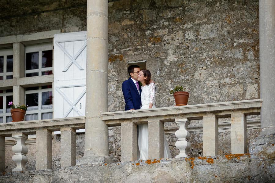 Mariage au château de Cénevières